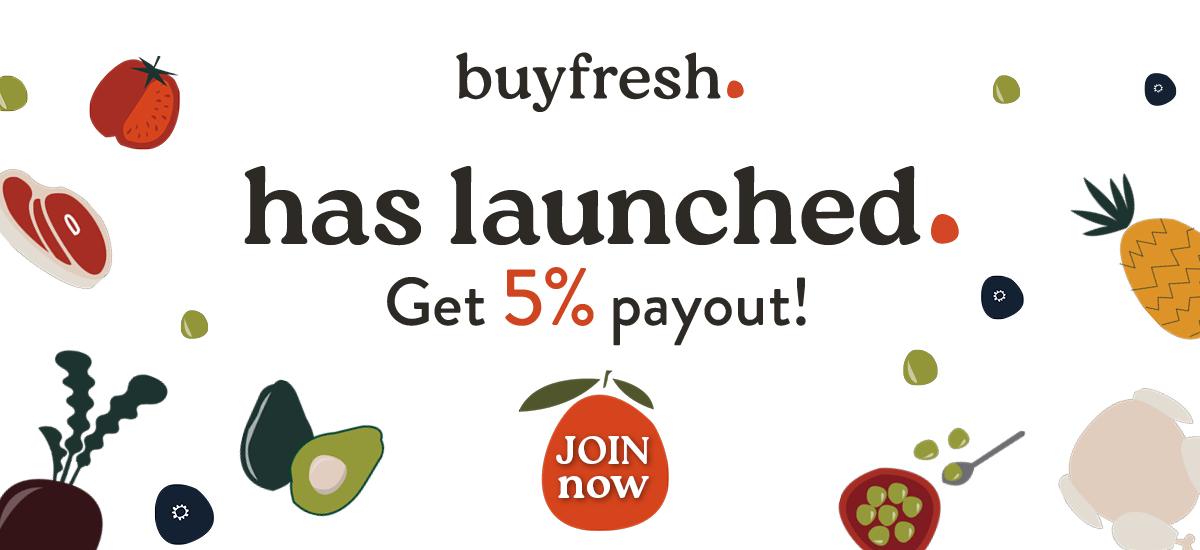 Buyfresh Affiliate Program Powered by OfferForge.com Affiliate Network