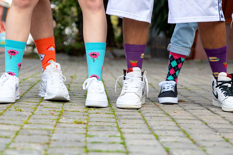 NEW ADVERTISER: Shoset Socks launched on Offerforge!