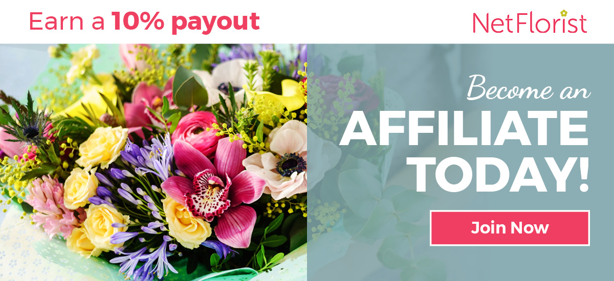 Netflorist Affiliate Program Powered by OfferForge.com Affiliate Network