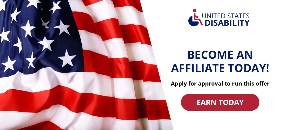 United States Disability Affiliate Program Powered by OfferForge.com Affiliate Network
