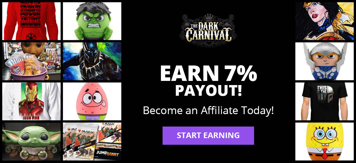 Dark Carnival Affiliate Program Powered by OfferForge.com Affiliate Network