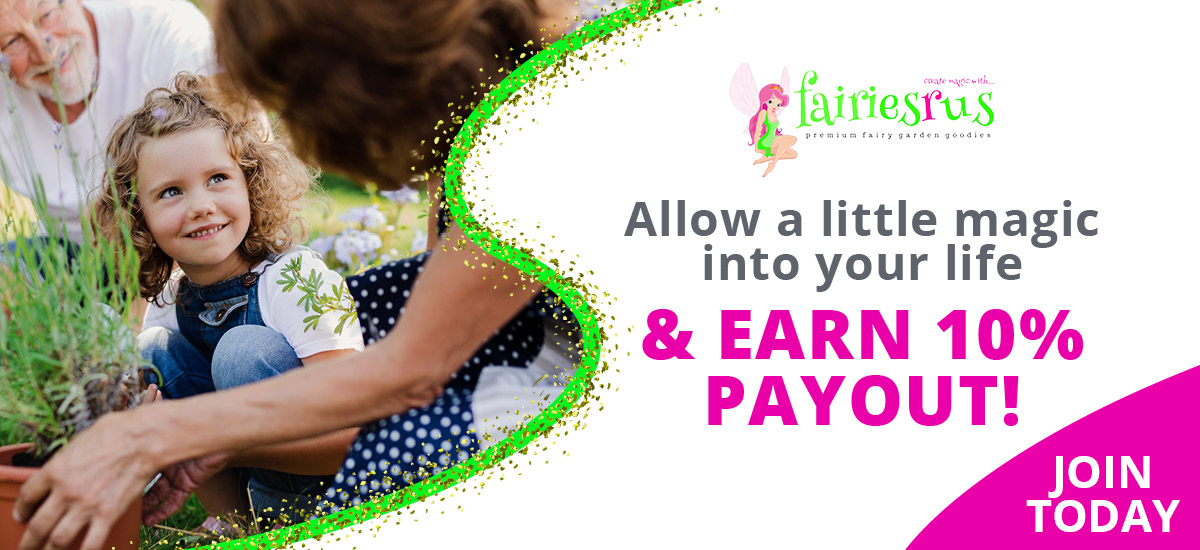Fairies R Us Affiliate Program Powered by OfferForge.com Affiliate Network