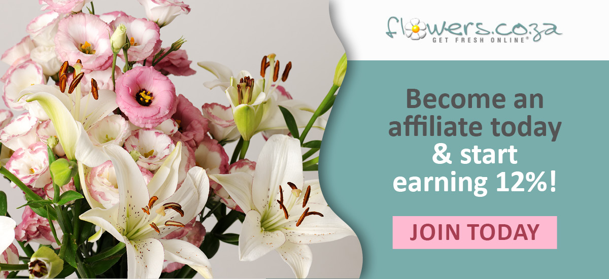 Flowers Affiliate Program Powered by OfferForge.com Affiliate Network