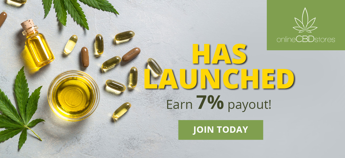 Online CBD Stores Affiliate Program Powered by OfferForge.com Affiliate Network