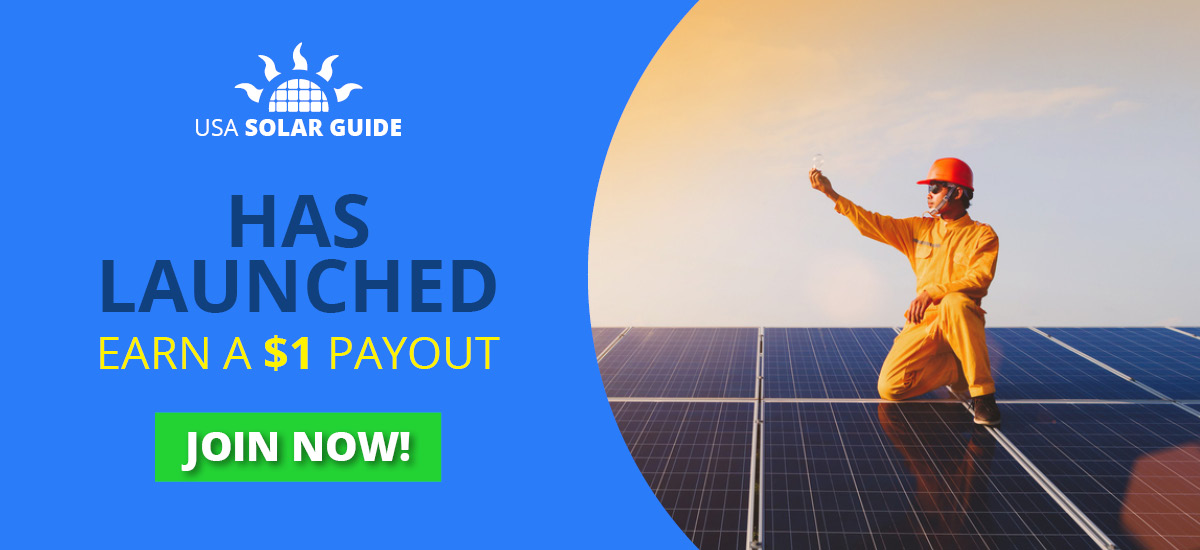 USA Solar Guide Affiliate Program Powered by OfferForge.com Affiliate Network